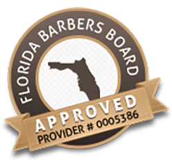 Florida Barber's Board Approved!